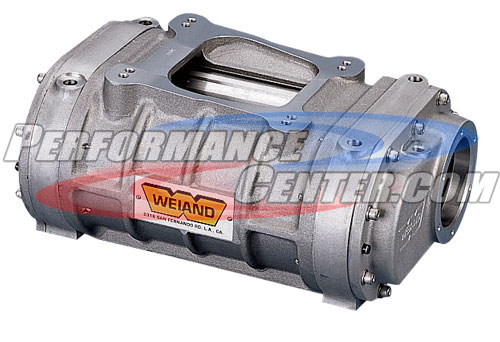 Holley Supercharger Assembly