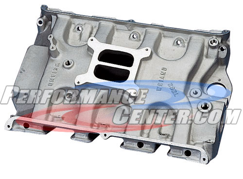 Holley Hi-Rise Intake Manifolds