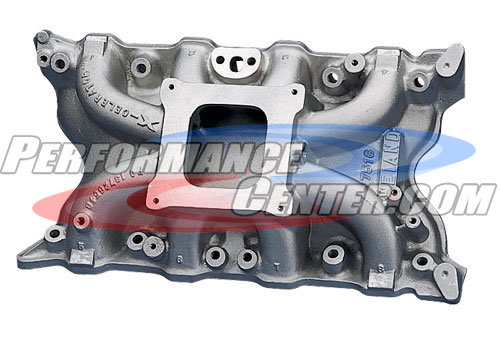 Holley X-CELerator Intake Manifolds