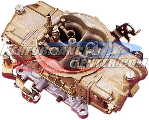 Holley Four Barrel Carburetors