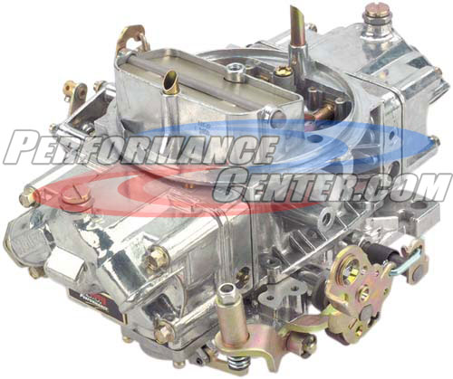 Holley Four Barrel Carburetors