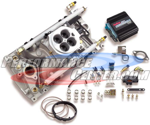 Holley Commander 950 Multi-Point Fuel Injection System
