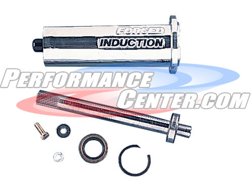 Holley Supercharger Input Shaft & Couplers