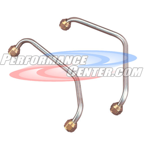 Holley Fuel Rail Crossover Lines