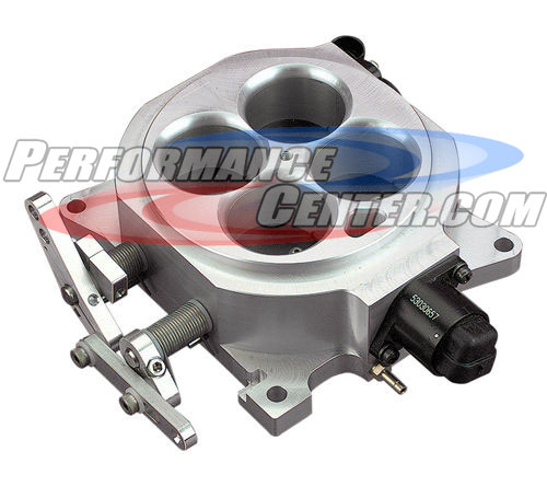 Holley Universal High CFM Throttle Body Assembly