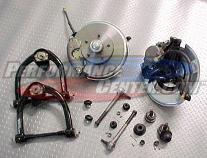 Hotchkis Big Brake Kit