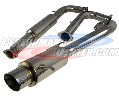 Injen Stainless Steel Exhaust Systems