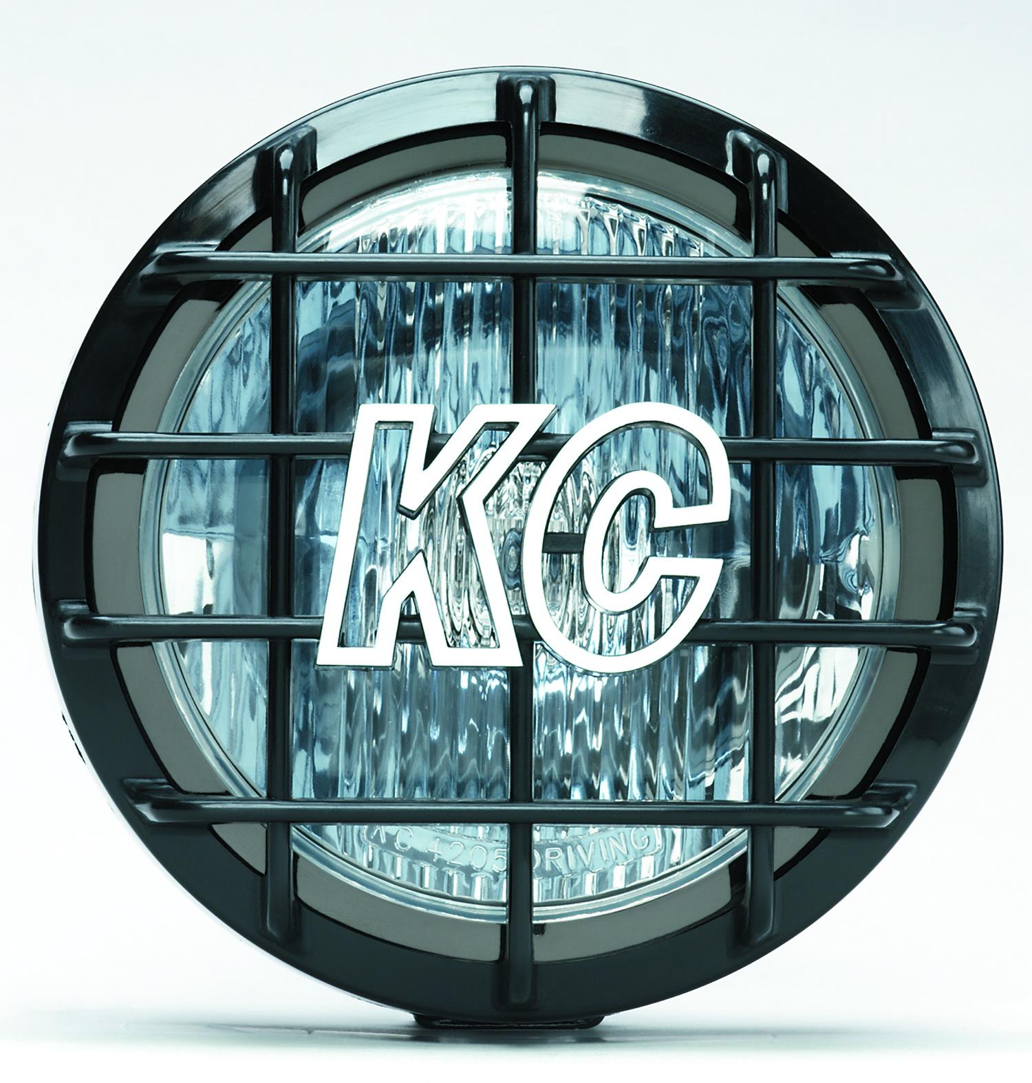 KC Hilites 6-Inch Round SlimLite Driving Light