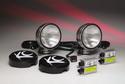 KC Hilites 6-Inch Round H.I.D. Fog Light System