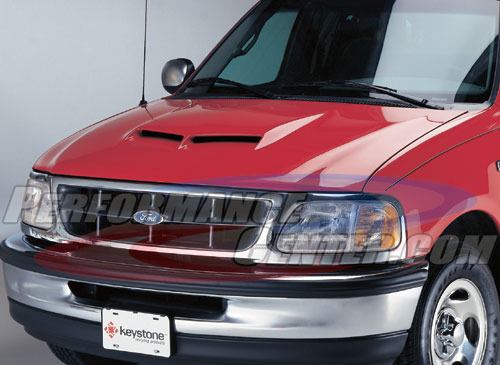 Keystone Restyling Good Hood Ram-Air Hood