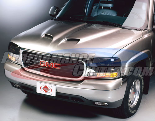 Keystone Restyling Good Hood Twin Scoop Hood