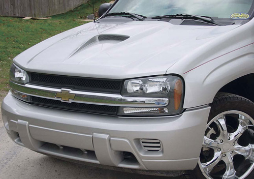 Keystone Restyling Good Hood SS-Style Scoop Hood