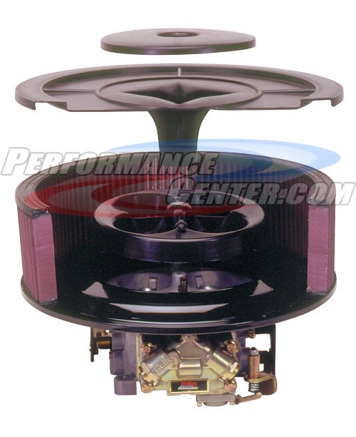 K&N High Flow Control Air Cleaner