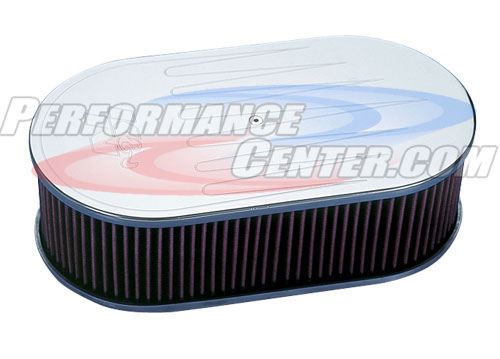 K&N Oval Air Cleaners