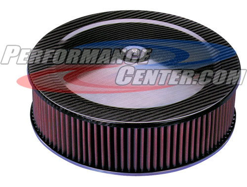 K&N Air Cleaner Lids