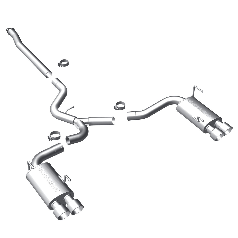MagnaFlow Sport Exhaust System