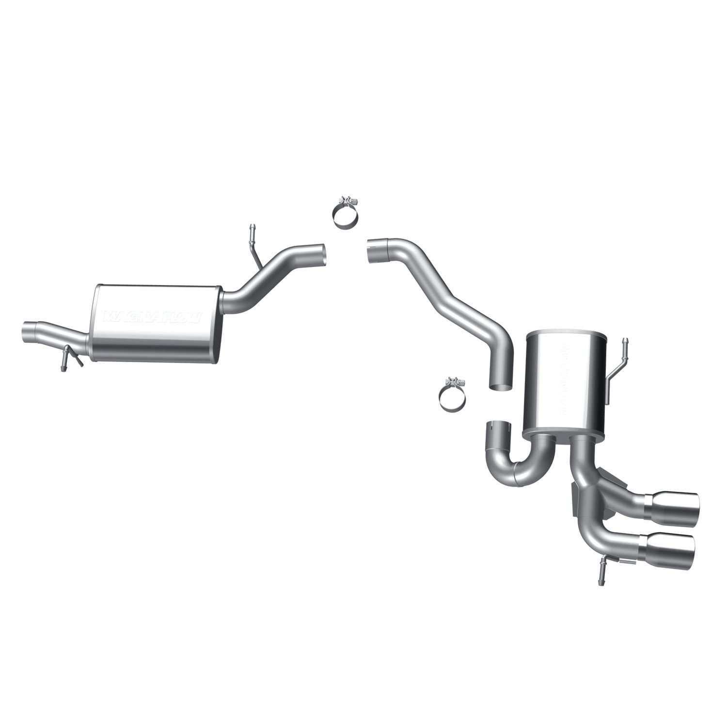 MagnaFlow Touring Exhaust System