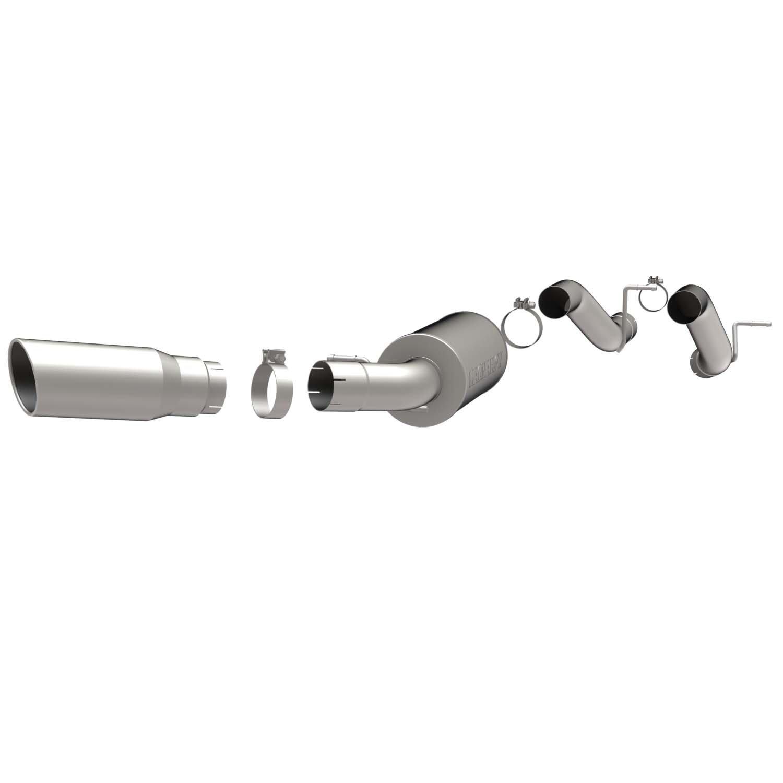 Magnaflow 16999 D-Fit Muffler Replacement Kit With Muffler