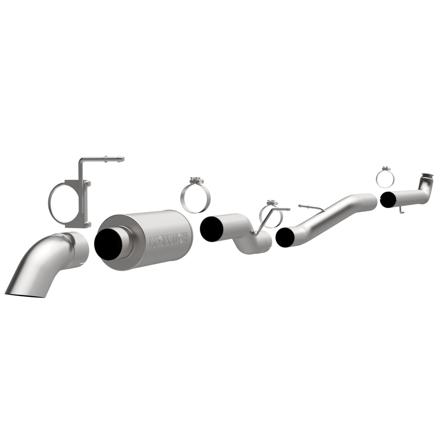 MagnaFlow Off-Road Pro Exhaust System