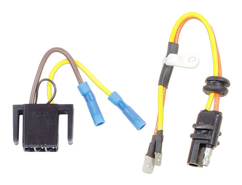 Mallory Ignition Module Wiring Harness