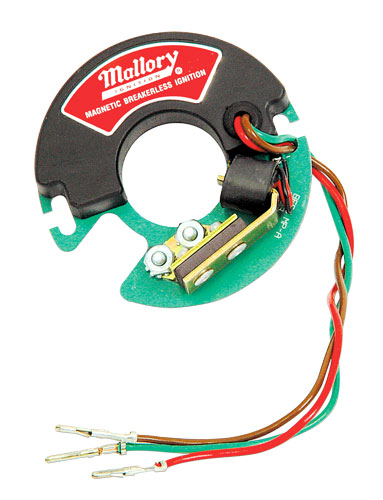 Mallory Magnetic Breakerless Ignition Module