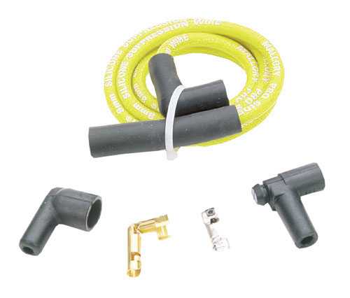 Mallory Single Spark Plug Wires