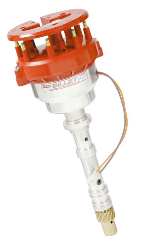 Mallory Magnetic Breakerless Distributor
