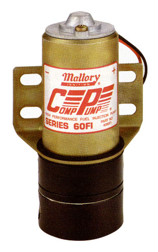 Mallory Comp Series Electric Fuel Pump