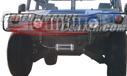 Mile Marker Bumper Mounting Kit