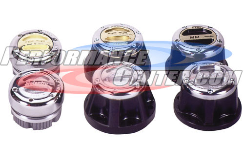Mile Marker Supreme Series Locking Hubs