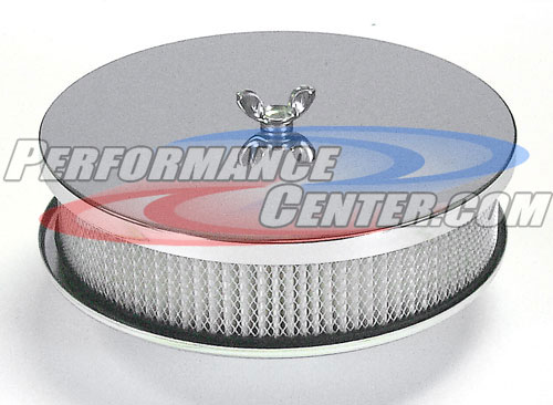 Mr Gasket Easy-Flow Round Air Cleaner