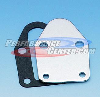 Mr Gasket Fuel Pump Block Off Plates