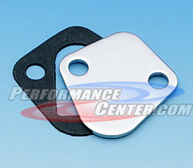 Mr Gasket Fuel Pump Block Off Plates