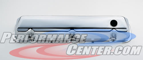 Mr Gasket Chrome Plated Valve Covers