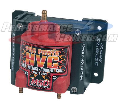 MSD Pro Power HVC Coil