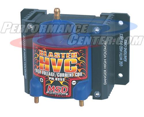 MSD Blaster HVC Coil
