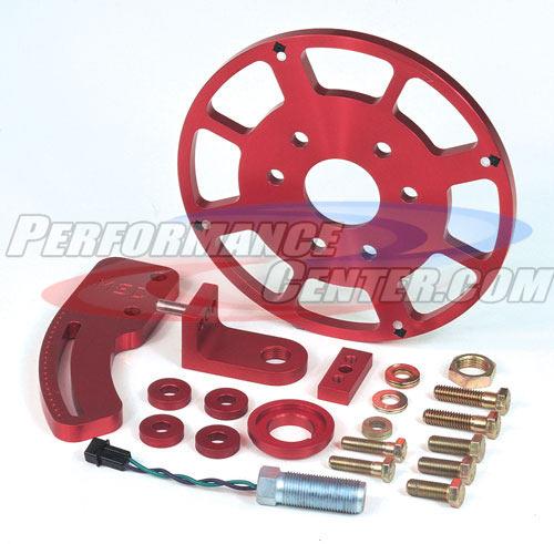 MSD Crank Trigger Magnet Kit