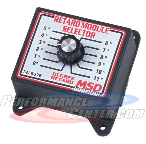 MSD Retard Module Selectors