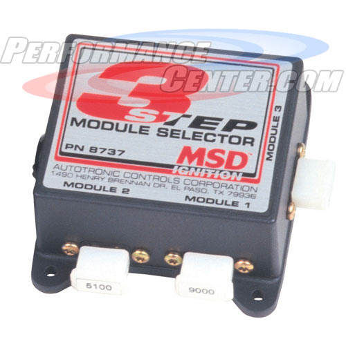 MSD Three Step Module Selector