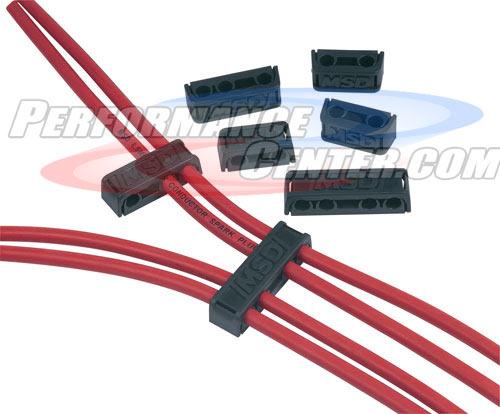 MSD Spark Plug Wire Seperators