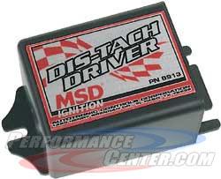 MSD Tach Drivers