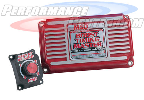 MSD 8962 Boost Timing Master with Vacuum Advance, For MSD Ignitions