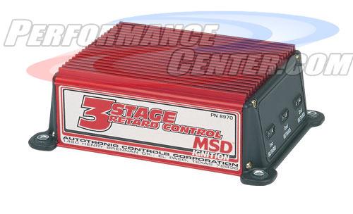 MSD Retard Control