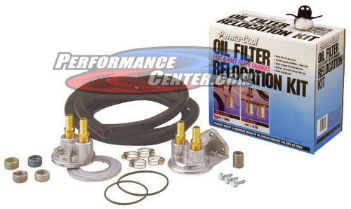 Perma Cool Oil Filter Relocation Kit