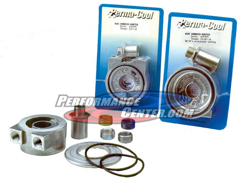 Perma Cool Sandwich Oil Adapter