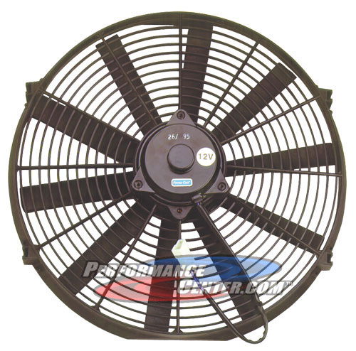 Perma Cool Turbo Flex Electric Fan