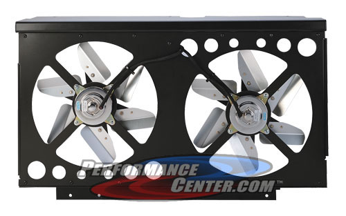Perma Cool Cool Pack II Dual Electric Fan Unit