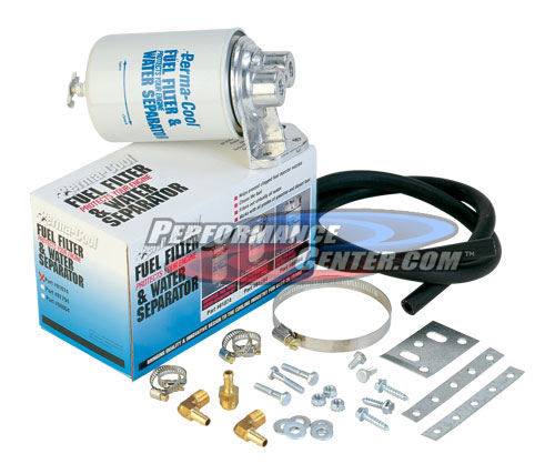 Perma Cool Fuel Filter/Water Separator Kit