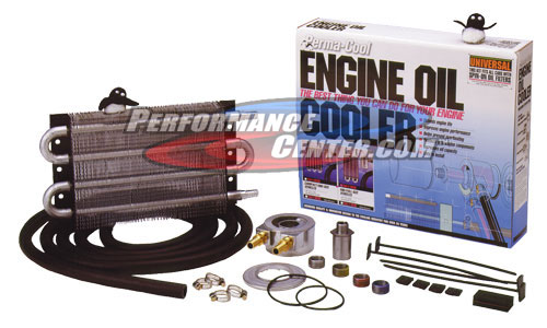 Perma Cool Universal Engine Oil Cooler