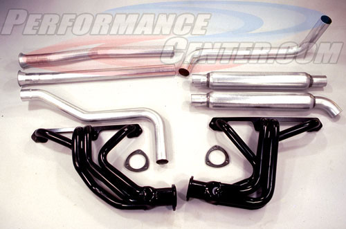 Pacesetter Monza Exhaust Systems